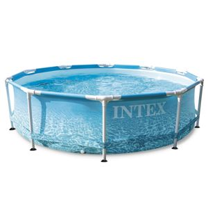 INTEX Bazén Florida Beachside Metal Frame Pool 3,05m x 0,76m 28206NP