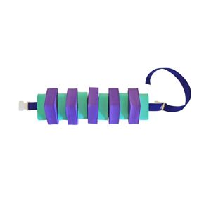 Marimex Plavecký pás pro děti 100 cm - fialovo-zelený - 116302083