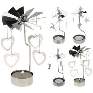 Stojan na svíčku - andělské zvonění - 18000368