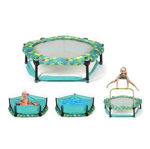 Marimex Trampolína pro děti 4v1 - 100cm - Frogs - 190000672